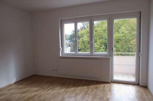 Modern ausgestattete Grossraumgarconniere mit Balkon!