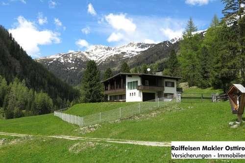 Freizeitwohnsitz in den Bergen - Ihre einmalige Gelegenheit!
