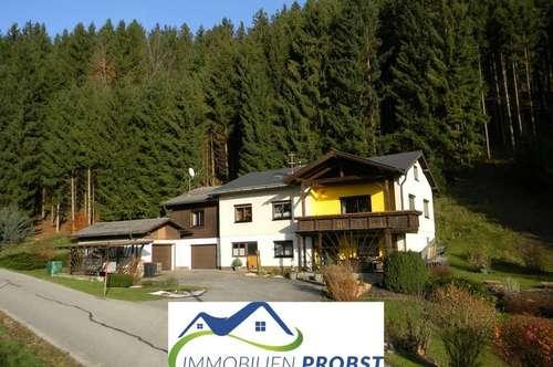 Ein - Zweifamilienhaus in ruhiger Lage in Neukirchen an der Vöckla