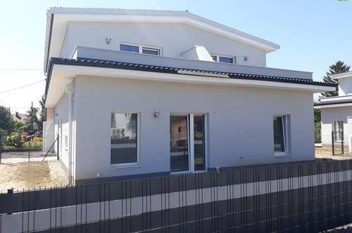 ERSTBEZUG! Unbefristete 4 Zimmer Neubaumiete mit Garten im Zentrum von Strasshof - Miete inkl. Heizung!!