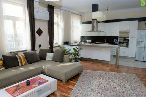 1120 Wien: Altbau - Wohnen auf höchstem Niveau