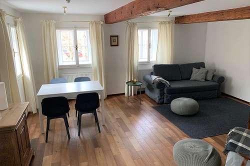 Loswohnen in Nonntal: Exklusive, vollmöblierte 2-Zimmer Mietwohnung
