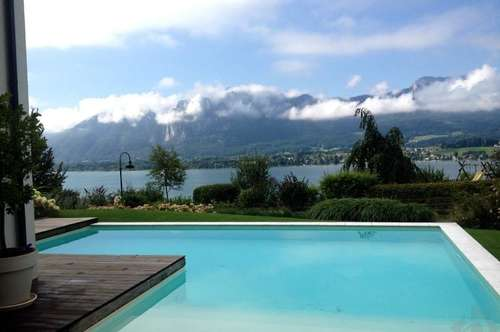 MONDSEE:Villa mit traumhaftem Blick