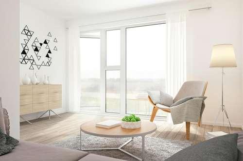 Bezugsfertige 4-Zimmer Wohnung in Ruhe- und Grünlage