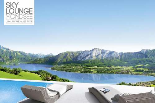 SKYLOUNGE MONDSEE: WEST LOUNGE