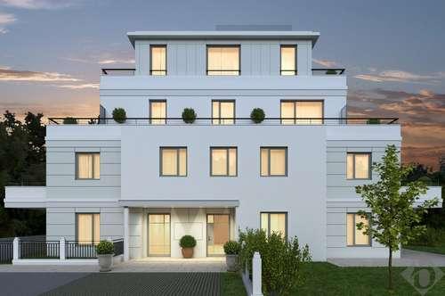 Traumhafte 2 Zimmer Terrassenwohung in der Riedenburg