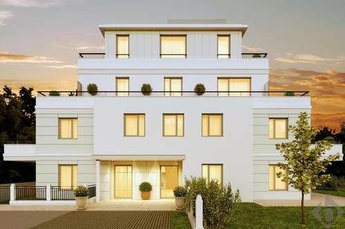 Riedenburg: Luxuriöse 3 Zimmer Terrassenwohung
