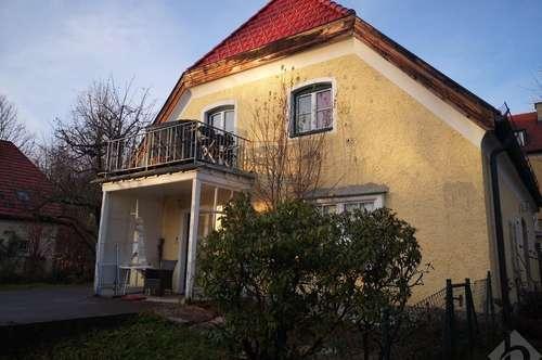Parsch Ruhelage: Einfamilienhaus mit Erweiterungspotential