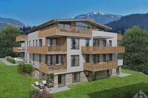 Kehlhof Villa: Wohnung mit Ausblick!