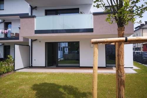 Zentrumsnahe Gartenwohnung: Maxglan