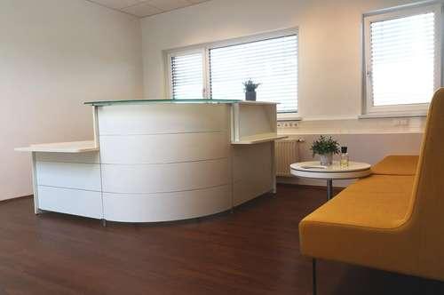 Sofort mit dem eigenen Business losstarten: Modernes 132 qm Büro in der Innsbrucker Bundesstr.!
