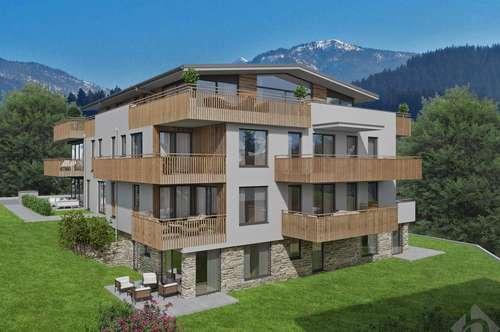 2 Zimmer Wohnung im exklusiven Neubauprojekt