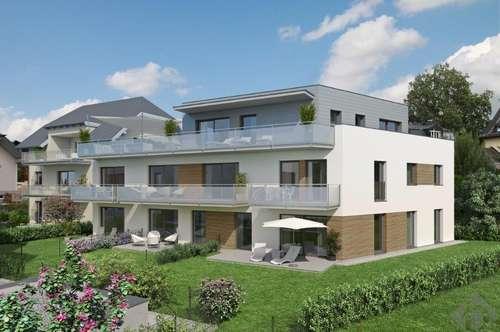 LUXUS pur: 4 Zimmer Gartenwohnung mitten in der Stadt Salzburg!