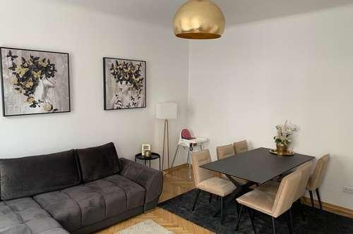 Traumhafte möblierte Wohnung nahe Andräviertel - heimkommen und loswohnen! KURZE MIETDAUER AB ! MONAT MÖGLICH