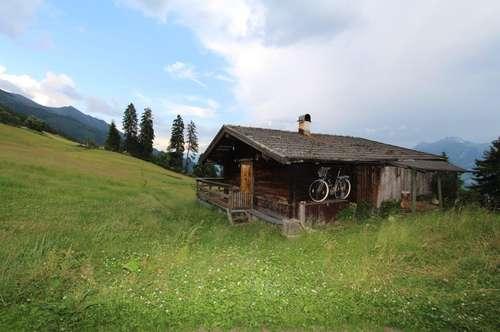 urige Berghütte in Traumlage im Zillertal zu vermieten