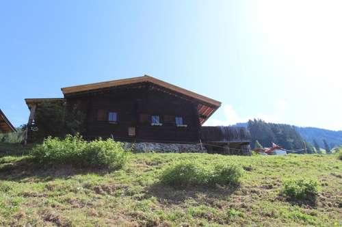 urige Berghütte in Traumlage zu vermieten