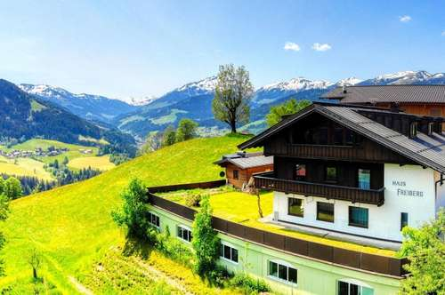 Objekt in Aufbereitung: Haus in Aussichtslage in Oberau zu verkaufen