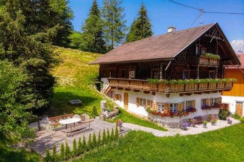 Tirol: Ferienhaus am Berg zu vermieten