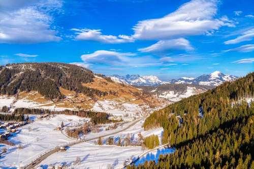 Neubauwohnung in Oberau zu verkaufen