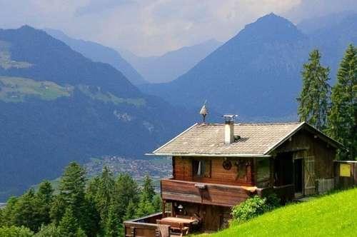 top aktuell: Berghütte im Zillertal zu vermieten