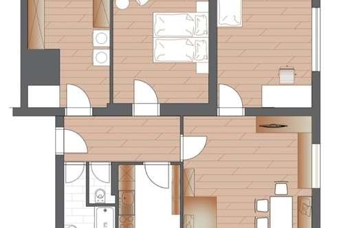 Mayrhofen im Zillertal: Wohnung zu verkaufen