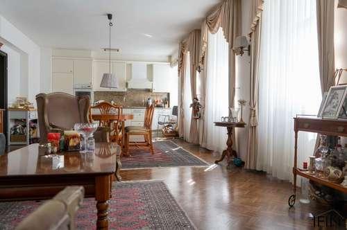 Top-Adresse! Schöne 4-Zimmer-Wohnung mit Garagenplatz - nächst Spittelberg