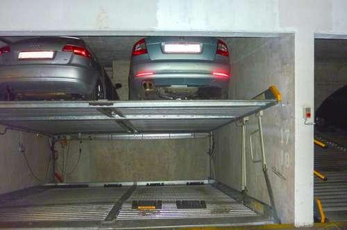 Garage - Stapelparker sucht neuen Besitzer!