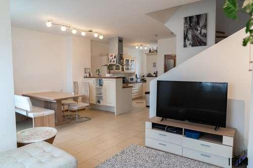 Ruhige 85m² Maisonette (Neubau) mit 4 Zimmer, Balkon und Terrasse sucht Sonnenanbeter