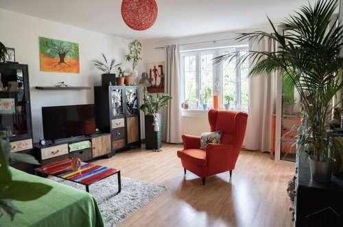 Helle, zentrumsnahe Wohnung mit Loggia inkl. Tiefgaragenplatz! - auch Anleger geeignet