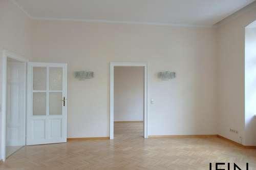 4-Zimmer Wohnung mit 110m² in verkehrsgünstiger Lage