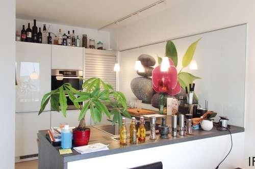 Wohnen am See - Moderne Maisonette Wohnung mit 5 Zimmer und Balkon im Seepark Vösendorf
