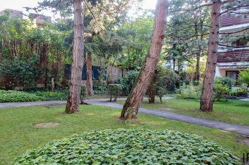 Großzügige Wohnung mit Balkon in idyllischer Parkanlage im Wienerwald