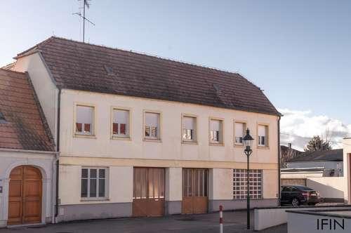 Bauträger und Private aufgepasst! Sanierungs- oder Abrissobjekt mit Potential in Wulkaprodersdorf