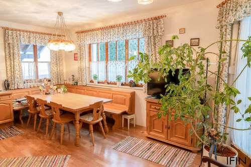 Ruhe und Gelassenheit - Schönes Einfamilienhaus im Wienerwald