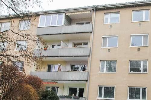 Badener Villengegend - geräumige 76m²-Wohnung in zentrumsnaher Grünruhelage mit Blick auf Doblhoffpark