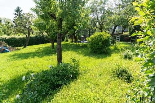 Schön-gelegenes Kleingarten Grundstück beim Schafberg in Gersthof!