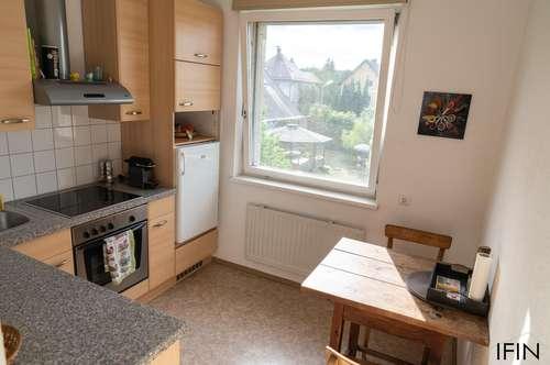 2 Zimmer Wohnung mit Gartennutzung und toller Anbindung in die Stadt - nahe Rosenhügel