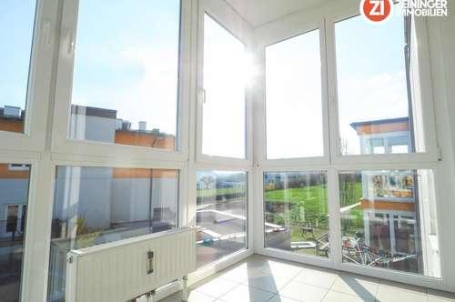 Provisionsfreie 4 ZI - Wohnung inkl. Loggia und Tiefgarage!