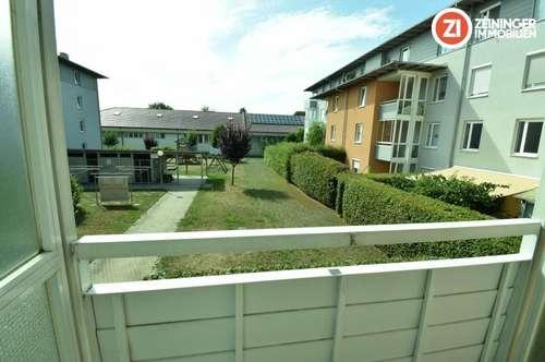 Sonnige 82,6 m², 3-Zimmer-Whg. in Eferding inkl. TG-Platz