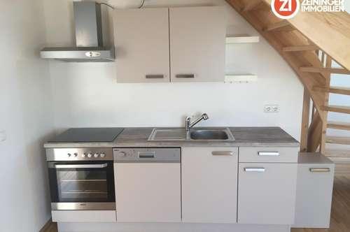 Charmante Maisonette-Wohnung mit Küche am Auberg