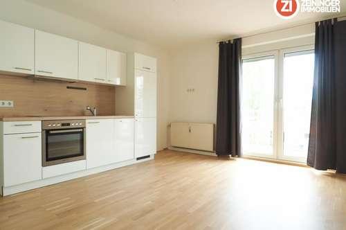 Schöne 2-Zimmer Wohnung inkl. Küche und Balkon