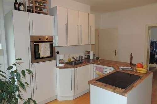 Sanierte - Schicke 3 ZI-Wohnung in Urfahr - unbefristetes Mietverhältnis