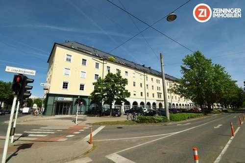 Erstbezug nach Sanierung - Schicke 3 ZI-Wohnung in Urfahr - unbefristetes Mietverhältnis