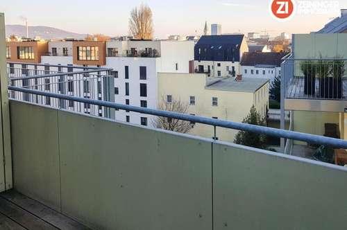 TOP Maisonettewohnung mit Terrasse in bester Zentrumslage!