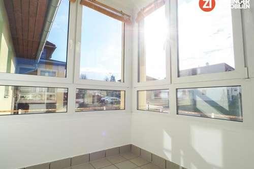 Provisionsfreie 4 ZI - Wohnung inkl. Loggia und Abstellplatz