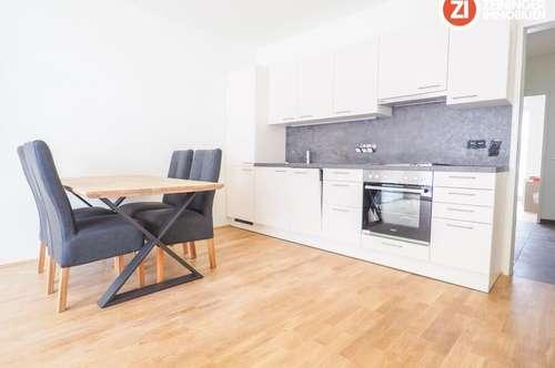 RUDI TRIFFT WEBER I Wohndomizil in erstbezugsqualität und möblierter Küche!