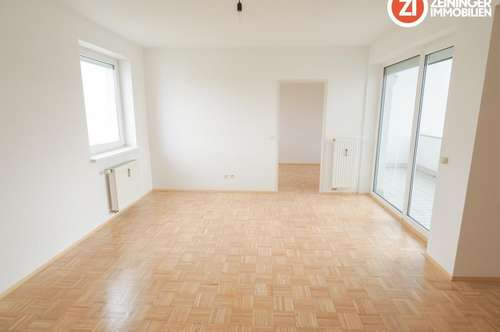 Provisionsfreie 3 ZI - Wohnung inkl. Loggia und Tiefgarage!