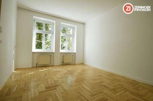 Ruhige 3-Wohnung mit Küche am Auberg