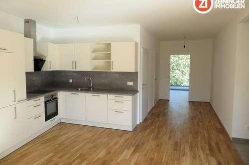 ACHTUNG! NEUER PREIS! Wunderschöne Neubau 2 ZI-Wohnung mit Küche u. Balkon - Erstbezug