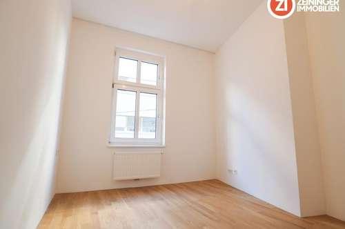 Komplett Sanierte Kleinwohnung im Linzer Stadtzentrum!